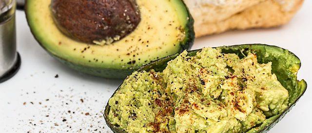 Guacamole aus Avocado