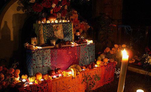 Altar - Dia de los Muertos