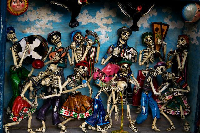 Fiestas und Feiertage in Mexiko