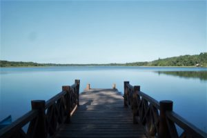 Punta Laguna Nature Reserve - Die Lagune