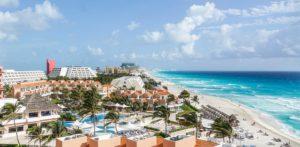 Strand von Cancun