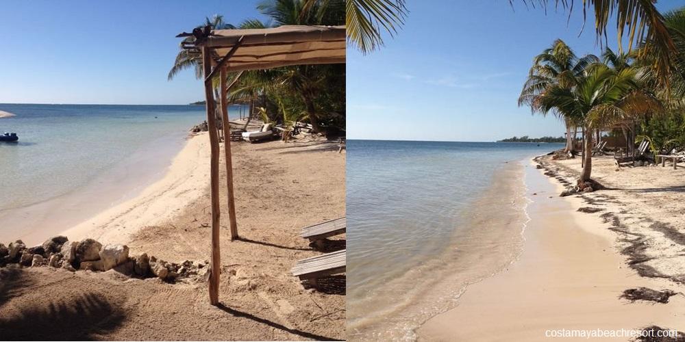 maya chan beach - mahahual