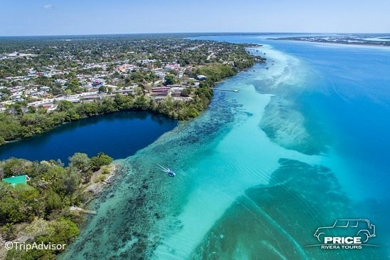Bacalar Cenote Negro